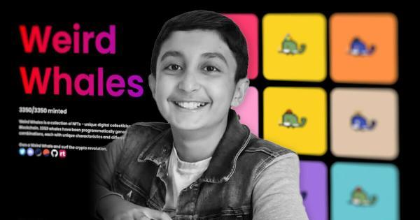 Benyamin Ahmed coder NFT