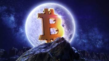 bitcoin skyrockets above 57k re captures trillion dollar market cap double digit weekly gains