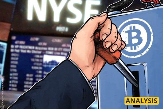 New York Stock Exchange Moves on Bitcoin ETFs 1