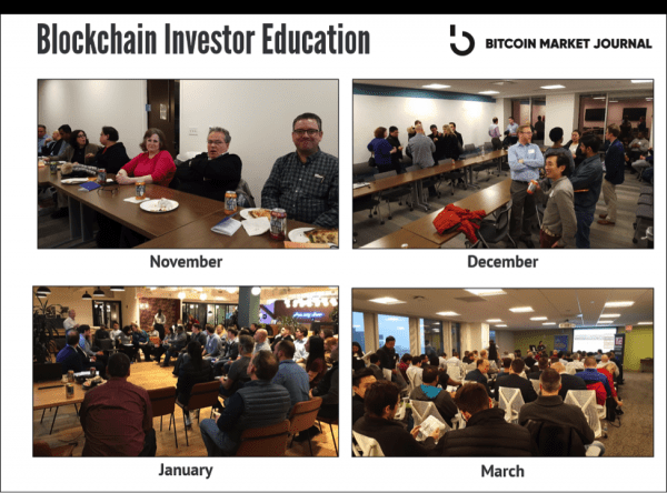 Blockchain investing