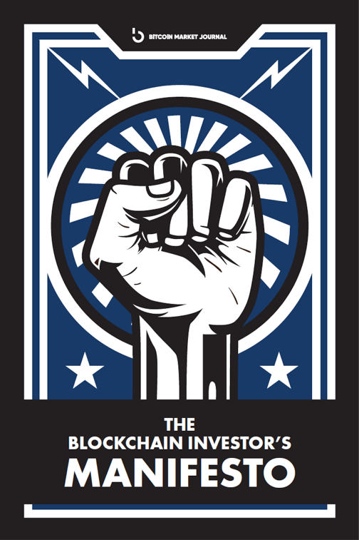The Blockchain Investor's Manifesto cover.