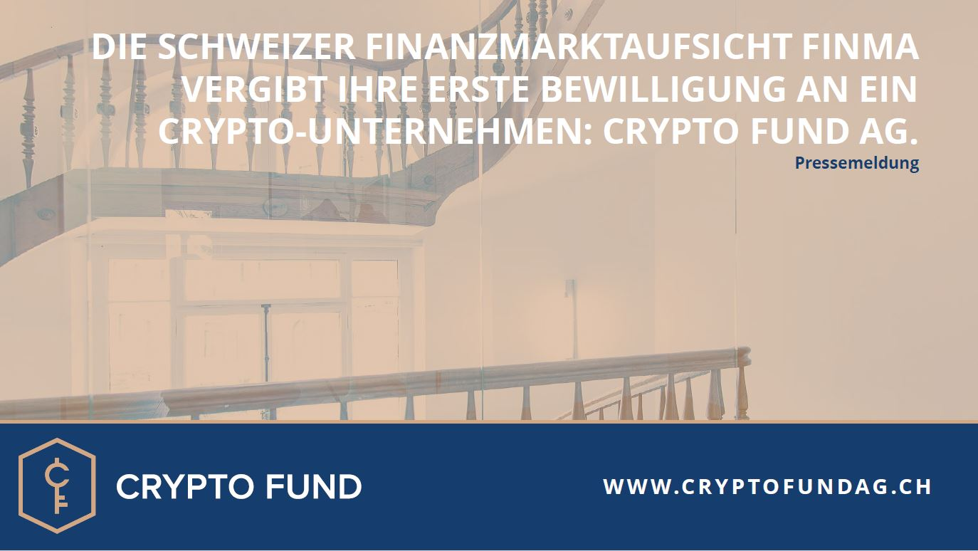 Crypto Fund AG