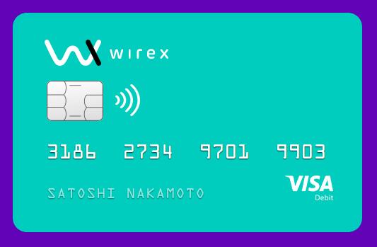 Wirex obnovuje bitcoin platobné karty v Európe
