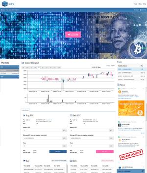 IceCubed bitcoin exchange