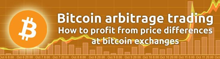 bitcoin arbitrage trading