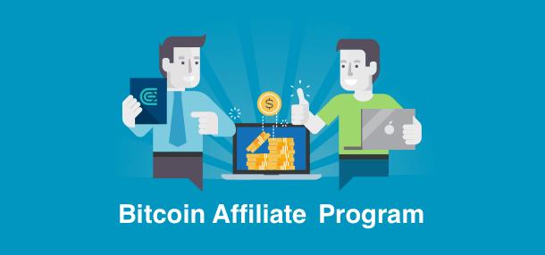 CEX bitcoin affiliate program
