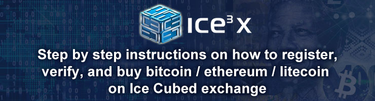 Ice cubed crypto exchange South Africa