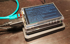 Raspberry Pi Lightning node