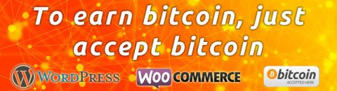 Earn bitcoin, accept bitcoin