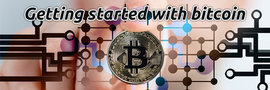 Geting started with bitcoin
