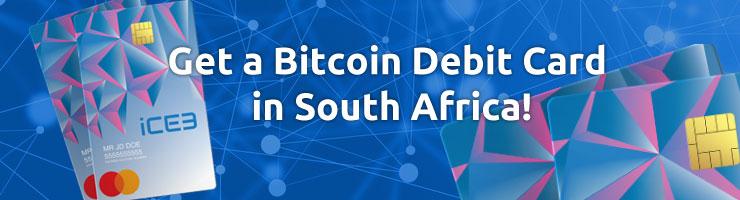 bitcoin debit card South Africa