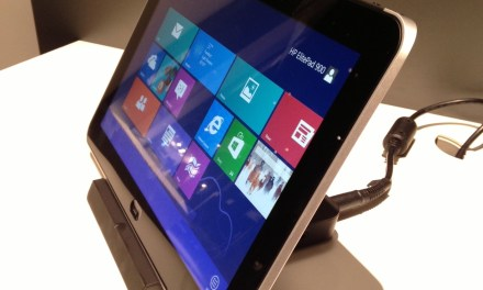 HP is ready for Windows 8