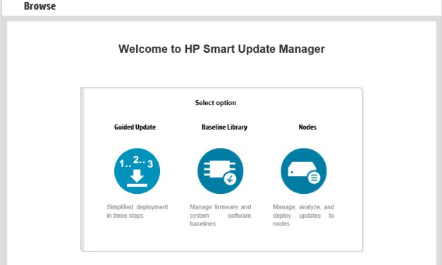 HP Service Pack for Proliant 2014.06 available