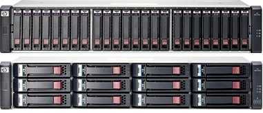 HP MSA Storage goes virtual