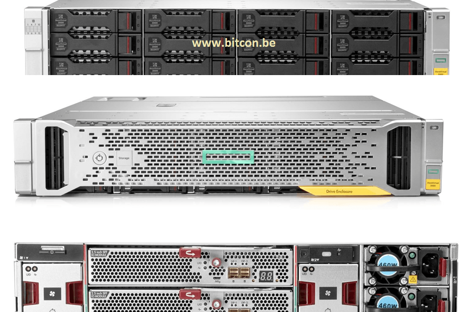 How-To: initial deployment and configuration of HPE StoreVirtual 3200