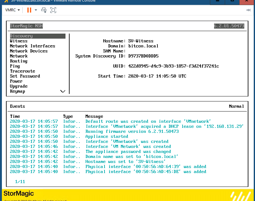 How-To: deploy StorMagic SvSAN on VMware
