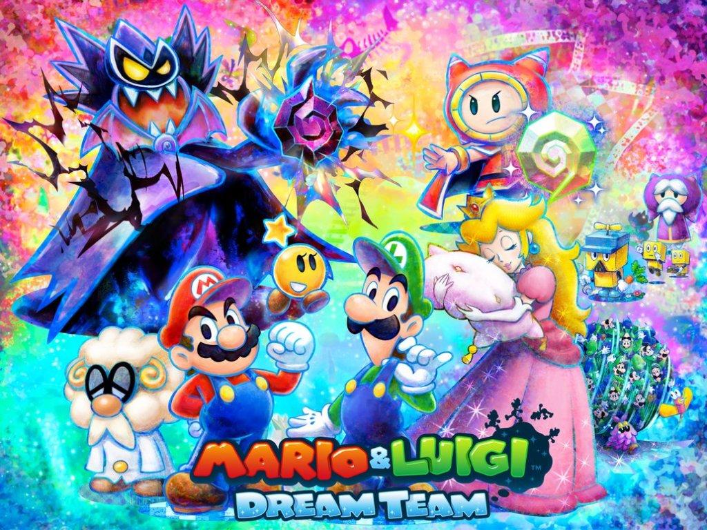 Mario&Luigidreamteam