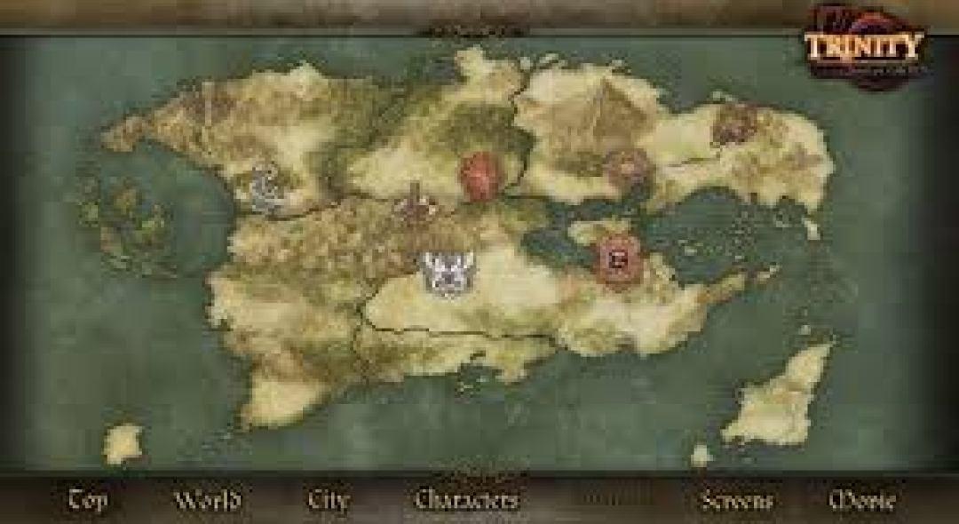 Zill O'll Map