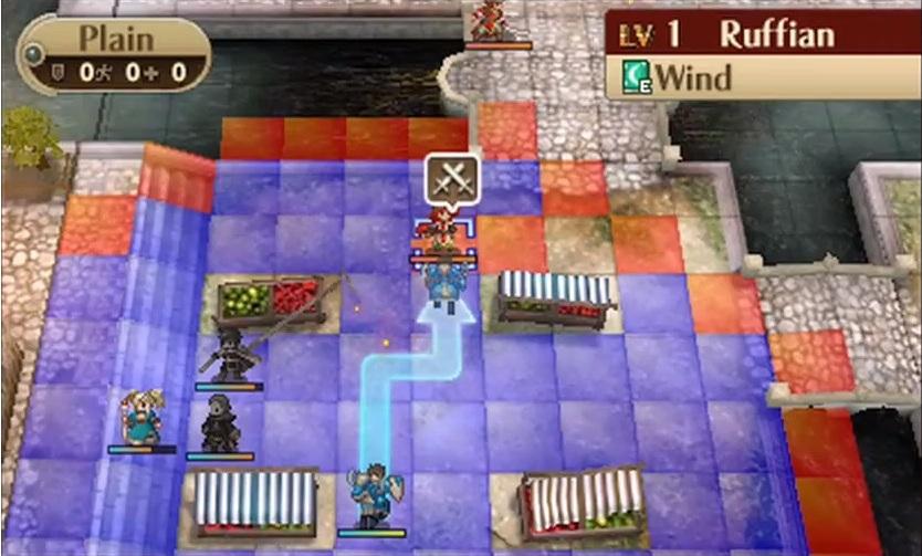 fire-emblem awakening-gameplay1
