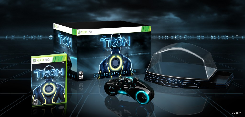 Tron Evolution Collector's Edition