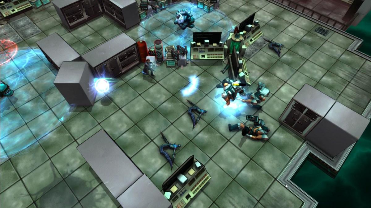 Aeon combat