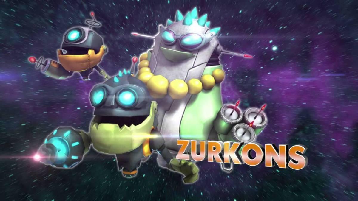 Mr Zurkon