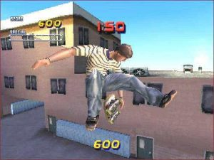 tony hawk pro skater 2 pc