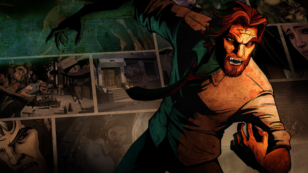The Wolf Among Us Review Banner Image