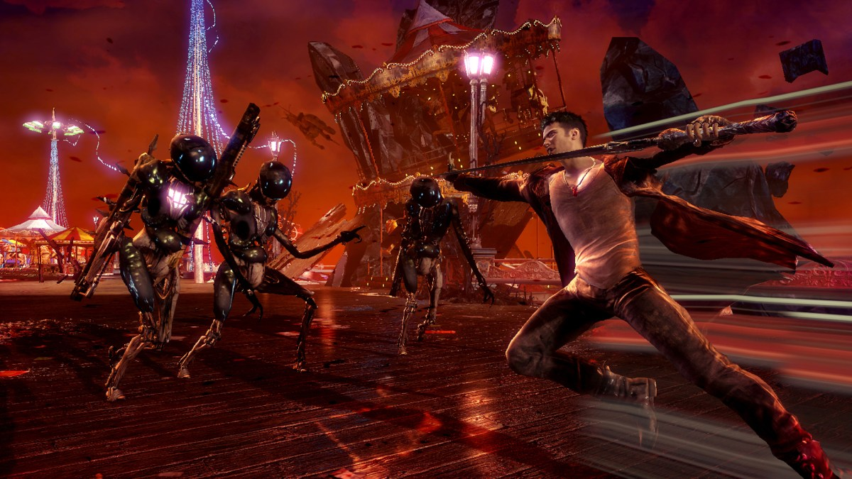 Top 10 Demon-Killing Games Devil May Cry Image