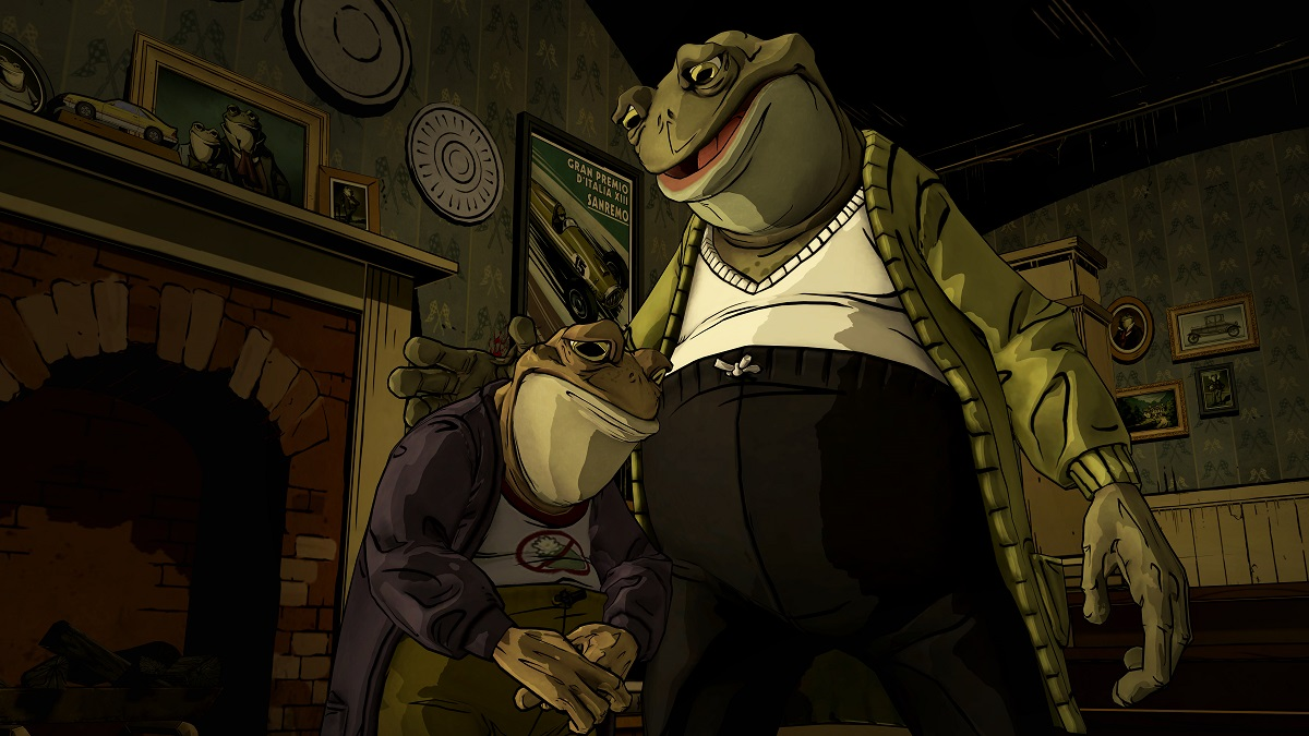 The Wolf Among Us - Episode 1 Review Image 2