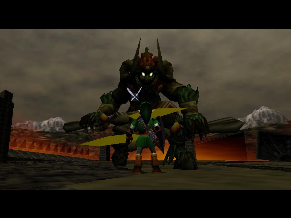 Final Ganon Form Image