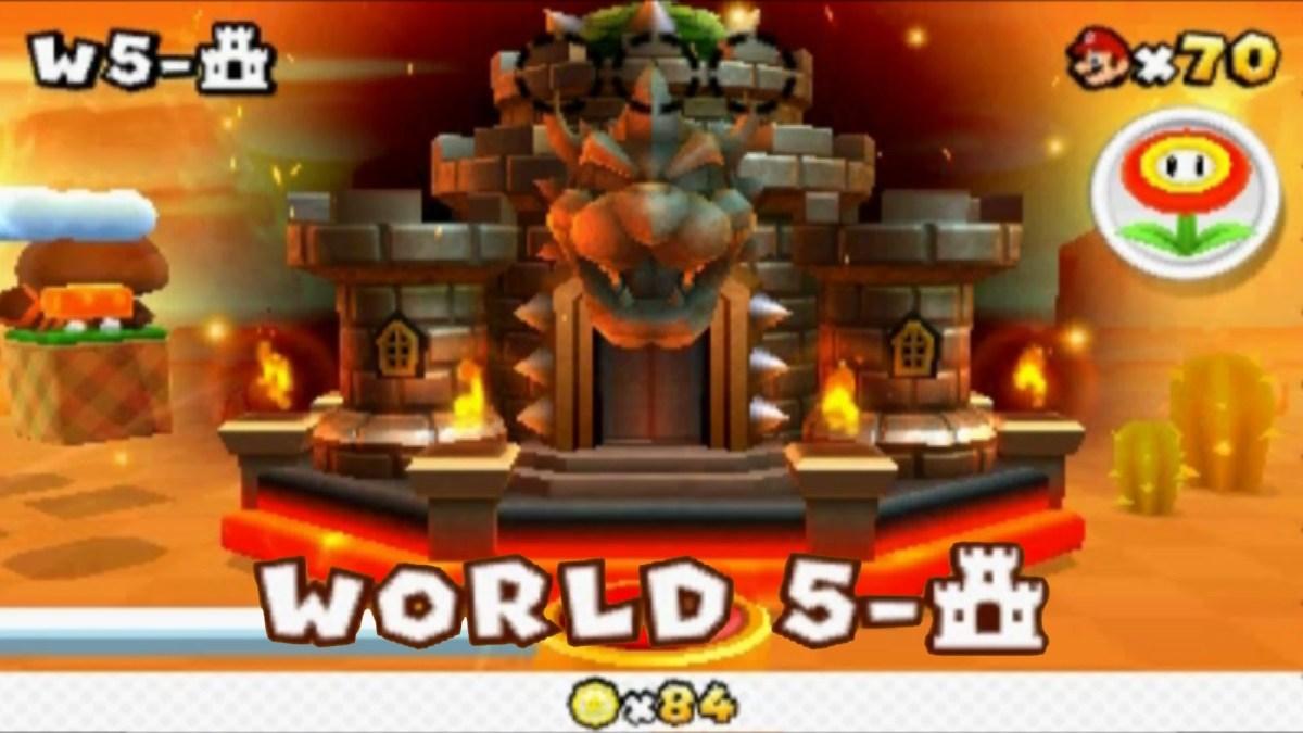 Super Mario 3D Land Review Image 4