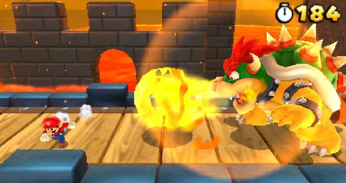 Super Mario 3D Land Review Image 5