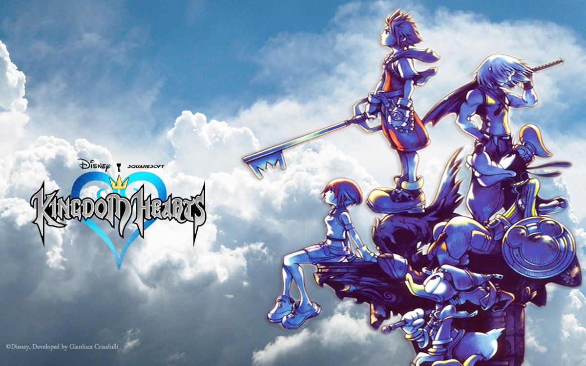 5 Games I Couldn't Finish Kingdom Hearts Image