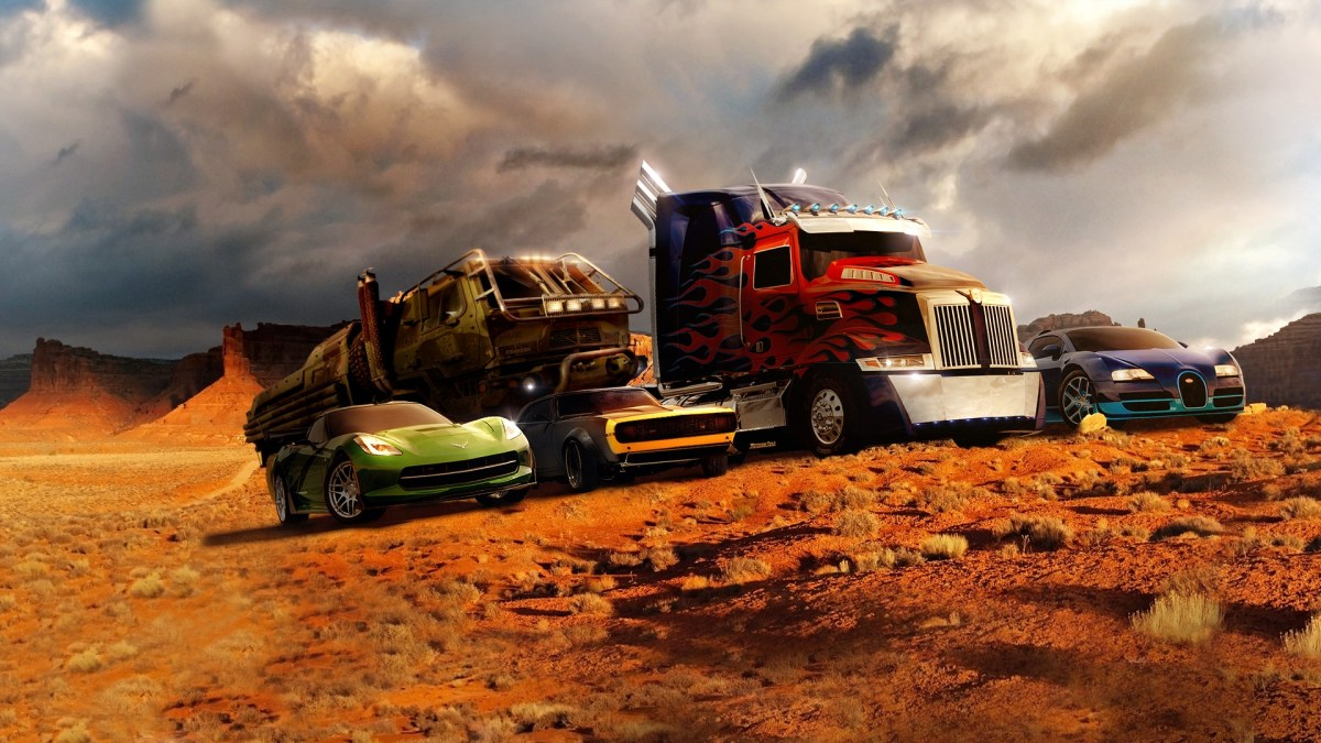 Tranformers Road Warriors Image 2