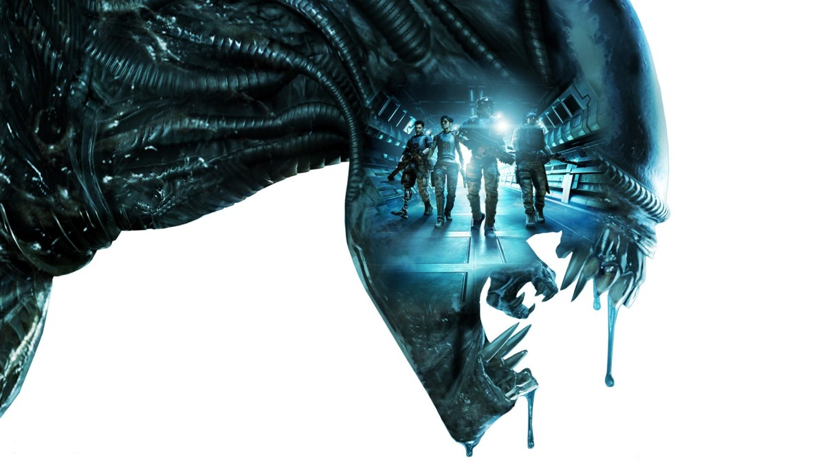 Aliens Colonial Marines Image