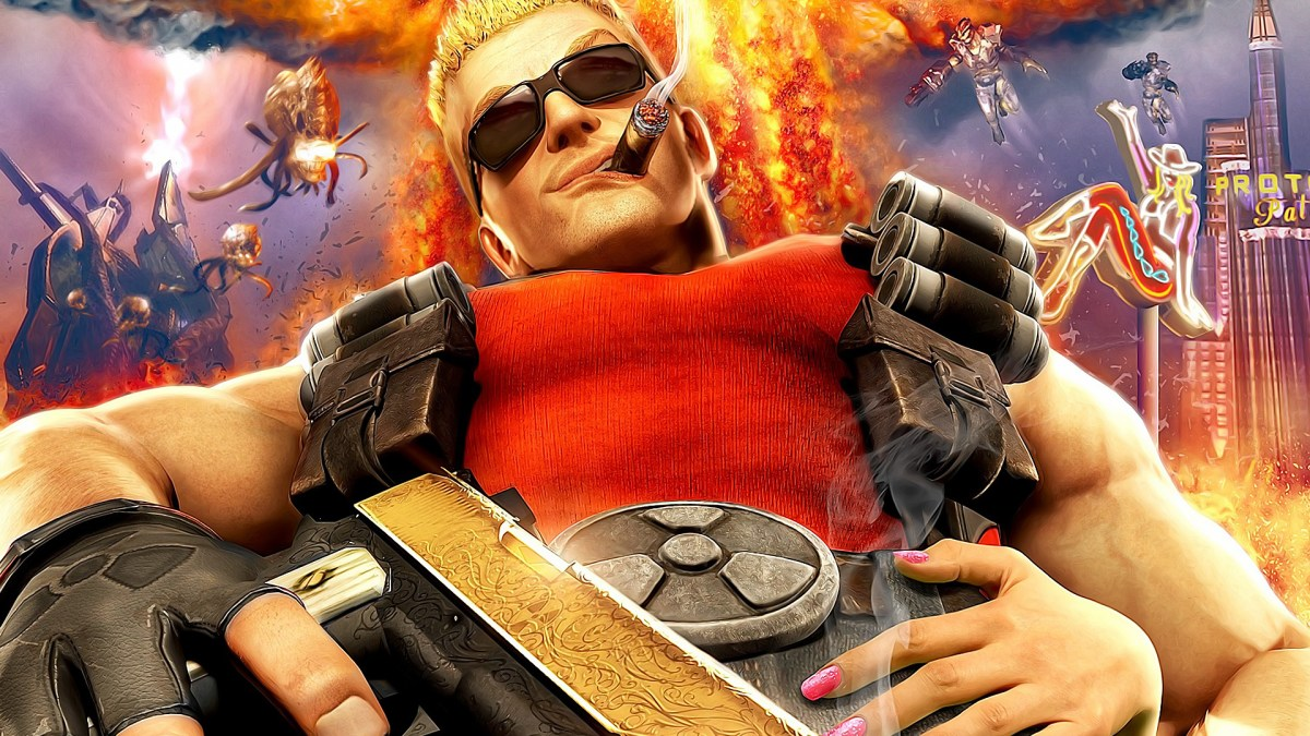 Top 10 AAA Disappointments Duke Nukem Forever Image