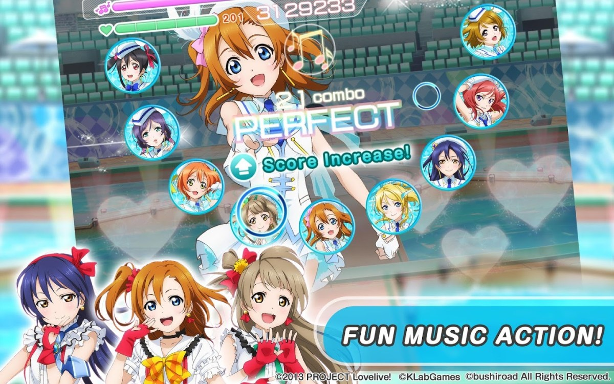 FUN MUSIC ACTION