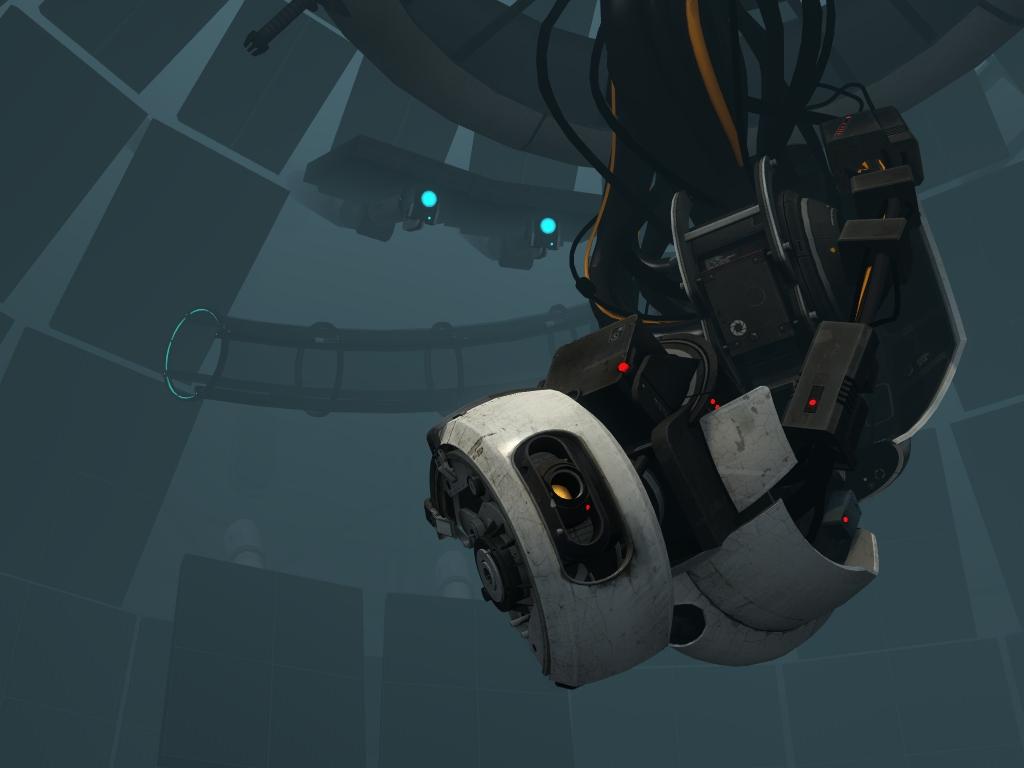 Top 10 Robots GLaDOS Image