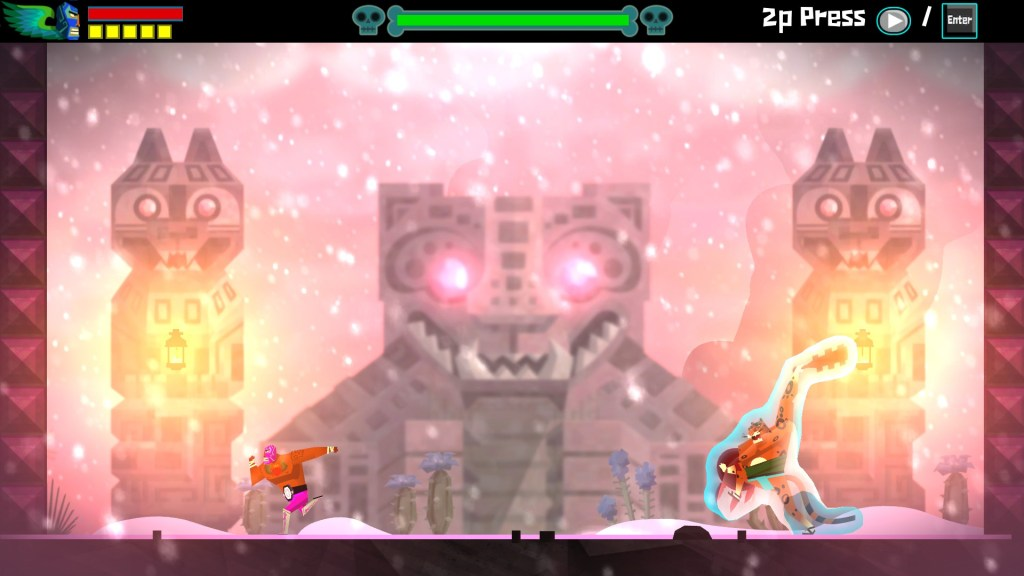 Guacamelee Difficulty