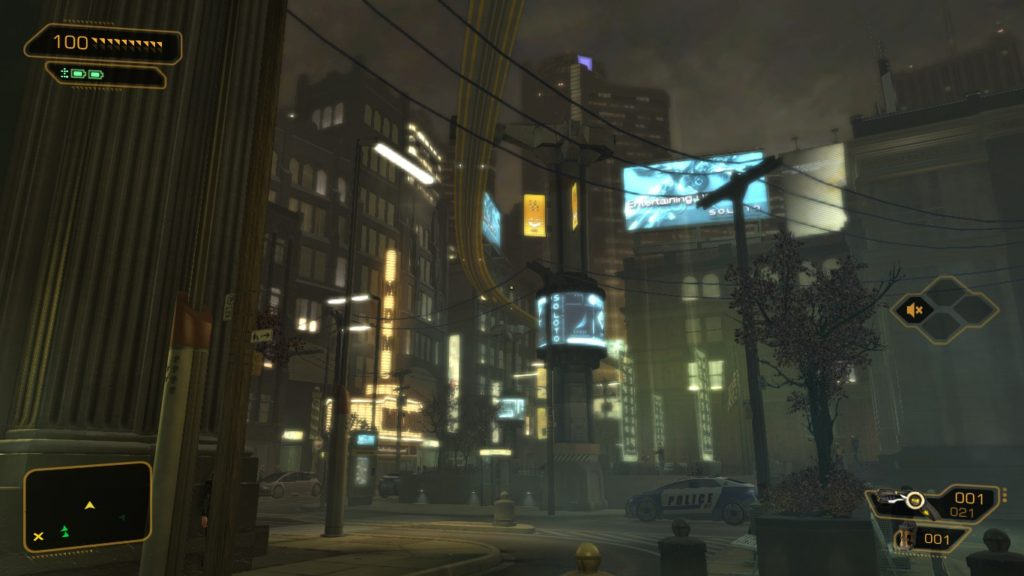 Deus Ex HR Landscape