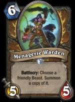 Menagerie Warden
