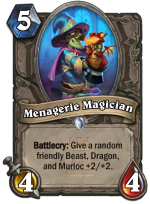Menagerie Magician