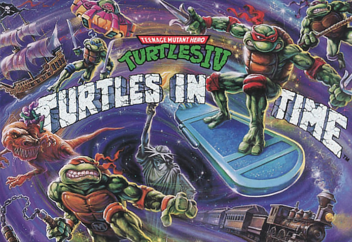tmnt4 turtles in time