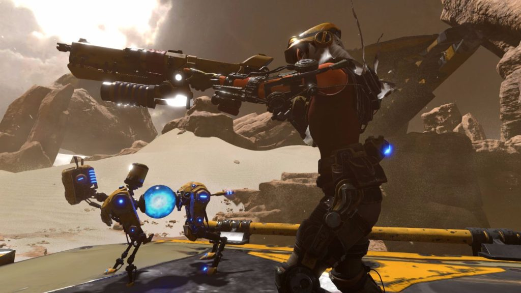 recore-ready-for-action