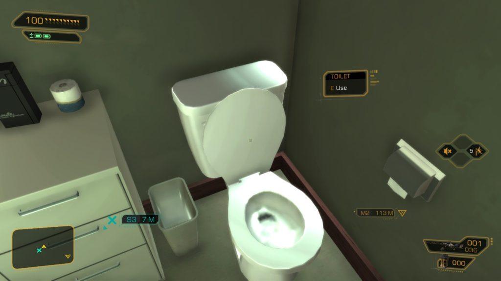 Deus Ex Toilet