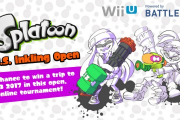 U.S. Splat Open no Nintendo Switch