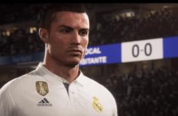Critsiano Ronaldo FIFA 18