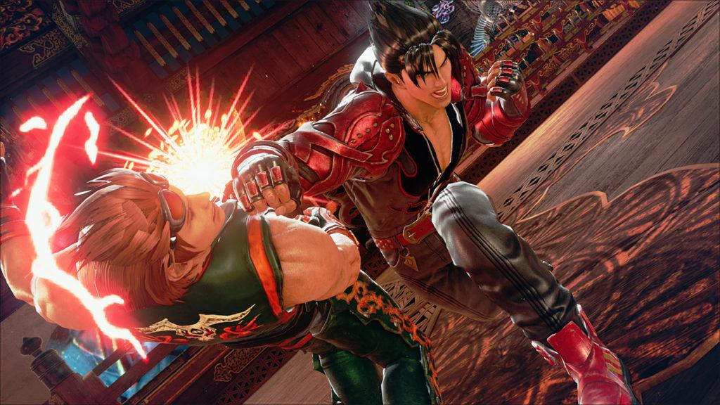 Tekken 7 Jin & Hwoarang
