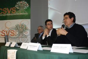 Foto di Paolo Galandra, Angelo Villani e Luigi Russo